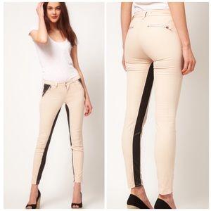 J brand nikko skinny jean empress panel 28